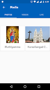 Kuravilangad Church- screenshot thumbnail
