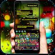 Luminous Digital Keyboard Theme icon