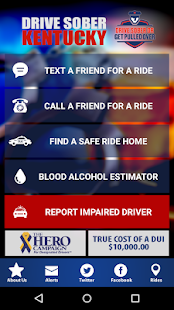 DRIVE SOBER KENTUCKY- screenshot thumbnail