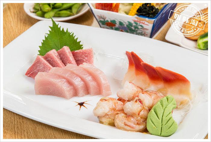 大手町日本料理無菜單料理生魚片
