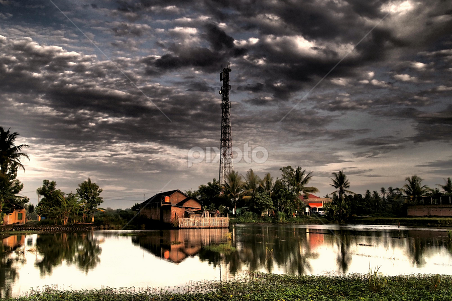 by Lucas Setyaputra - Landscapes Weather (  )