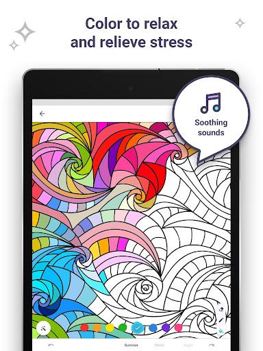 Coloring Book for Me & Mandala screenshot 8
