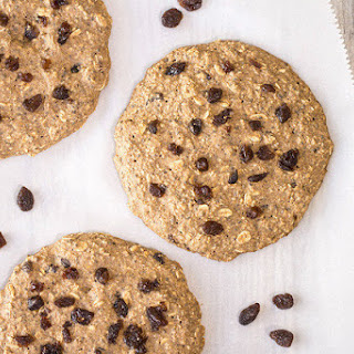 No Sugar Oatmeal Raisin Cookies Applesauce Recipes