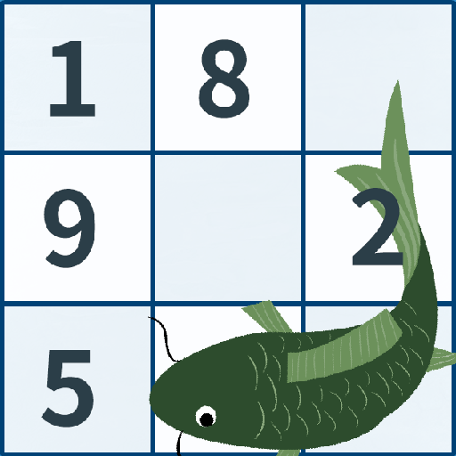 Suduku koi fish