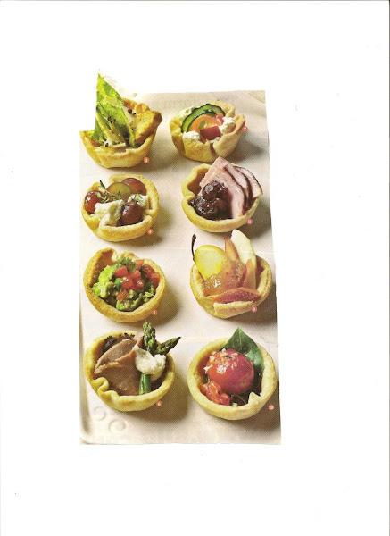 Tartlets Recipe