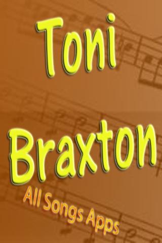 All Songs of Toni Braxton