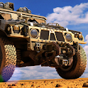 Military Hummer Live Wallpaper icon