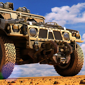 Military Hummer Live Wallpaper