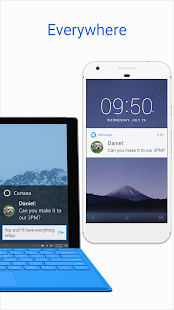 Microsoft Cortana – Digital assistant- screenshot thumbnail