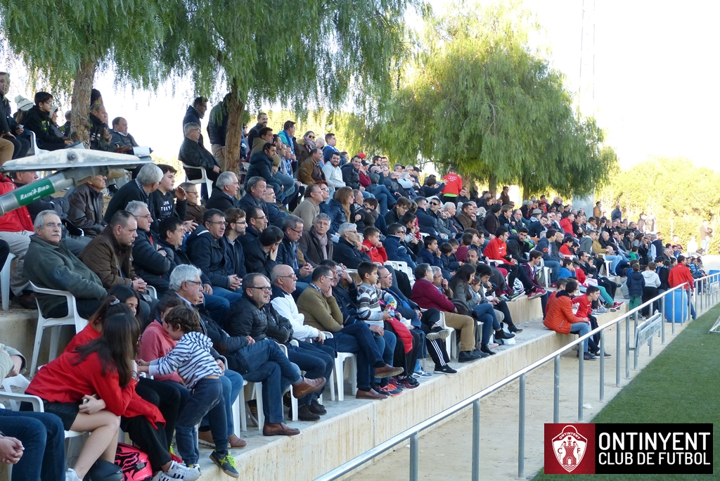 Ontinyent CF CD Olímpic