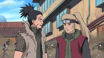The Legendary Ino-Shika-Cho Trio