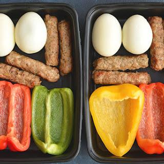 Meal Prep Breakfast PRO Bowls Recipe