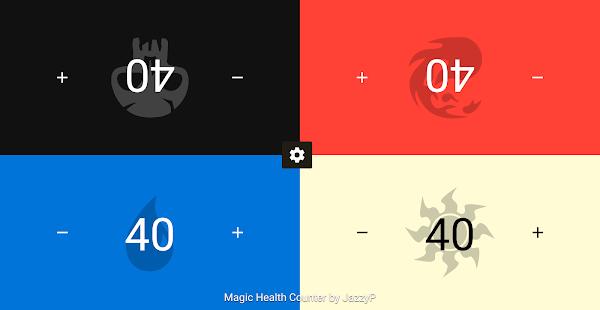 Magic Health Counter - náhled