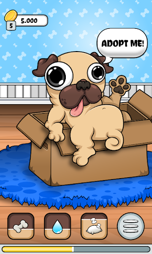 Pug - My Virtual Pet Dog