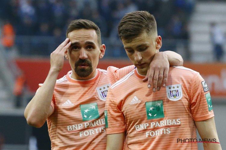 OFFICIEL !  Deuxième transfert du jour à Gand : cette fois, un Anderlechtois débarque !