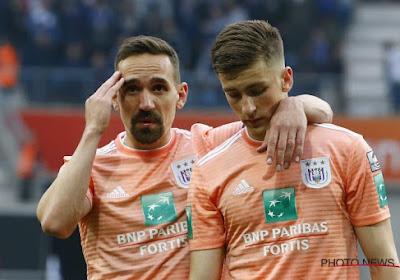 🎥 Nasri, Sandler et Kums titulaires, suivez Anderlecht-Fortuna en direct vidéo