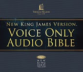 Voice Only Audio Bible - New King James Version, NKJV: Complete Bible