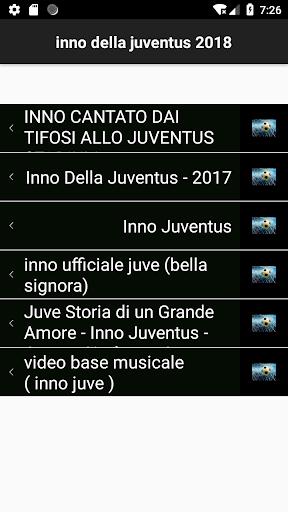 149f1c838a Inno Della Juventus 2018 screenshot 1 Inno Della Juventus 2018 screenshot 2  ...