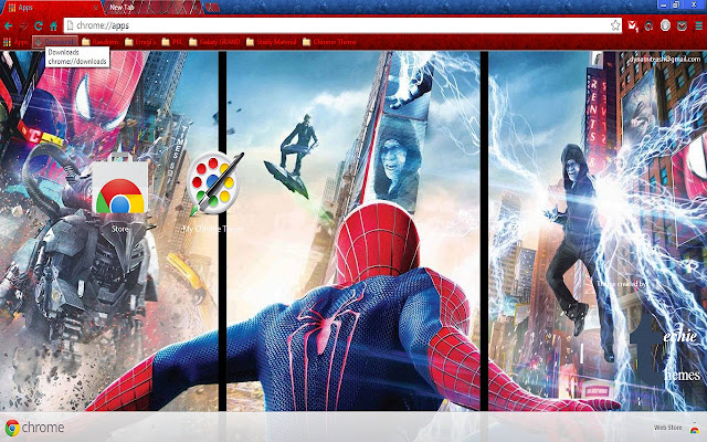 The Amazing Spider-Man:2 - Chrome Web Store