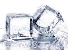 April Fools:  Almond Ice (replaces Ice Cubes)