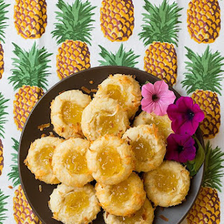 Pineapple Coconut Cookies Recipes.