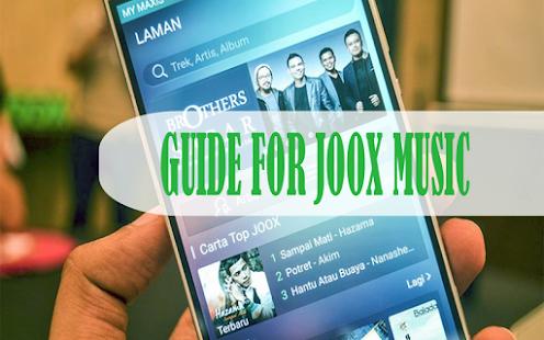 New JOOX-Music Guides screenshot