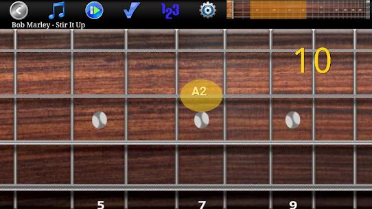 Bass Guitar Tutor Pro Re-engineered bass lines MOD (Paid) 2