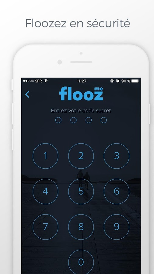 Flooz- screenshot