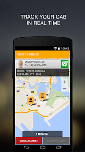Easy Taxi - Taxi in 3 minutes - screenshot thumbnail