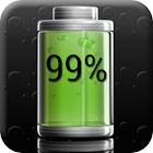 Battery Widget - 充电电量 % icon