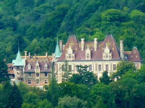 Photo: Zoom zum 'Schloss Rothschild' in Reichenau/Hinterleiten, daher auch: Schloss Hinterleiten