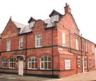 Railway House