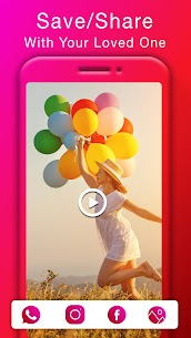 Add Music to Video  Free : Record Video with Music App Download For Android 8