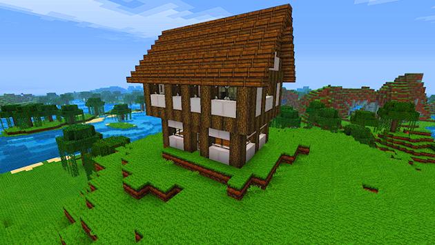 Winner Craft building and exploration apk screenshot