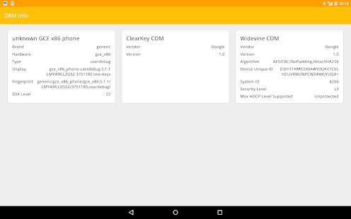 App DRM Info APK for Windows Phone
