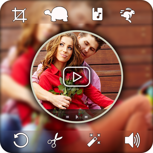 Photo Video Editor with Music