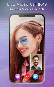 Live Video Call 2019 – Random Video Live Talk App Download For Android 3