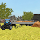 Tractor Simulator 3D: Extreme Potato Transport icon