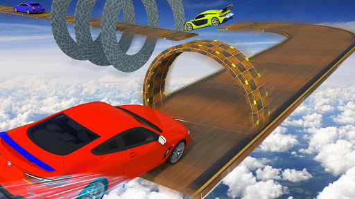 Ultimate City GT Car Stunt: Mega Ramp Climb Racing 2.0 screenshots 4