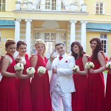 Wedding photographer Nikolay Alonso (alonso). Photo of 20.08.2016