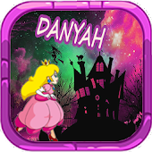 Princess Danyah and the  Witch