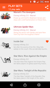 My Disney Infinity Collection v2.1.0