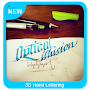 3D Hand Lettering APK icon