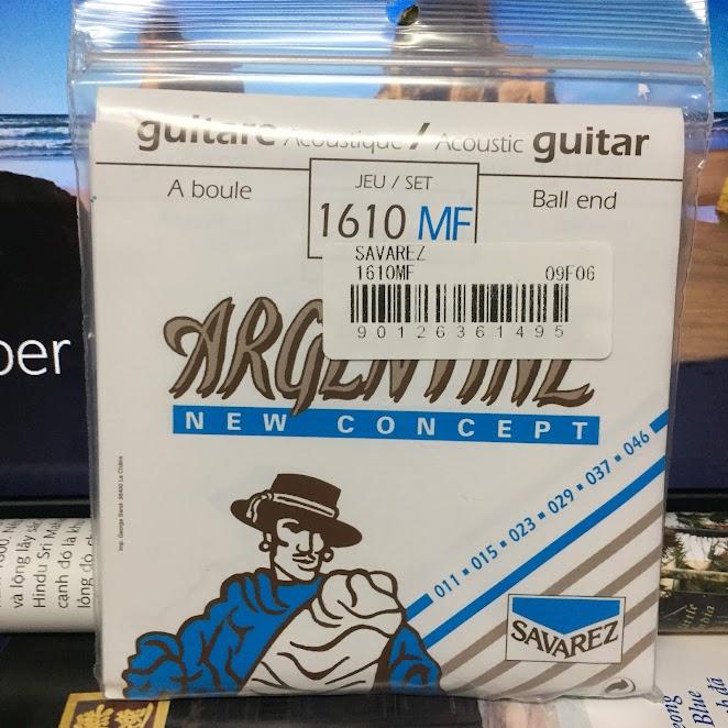 Dây Đàn Guitar Acoustic - Savarez 1610 MF