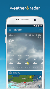 Weather & Radar Pro - Ad-Free 2019.12 (Paid)