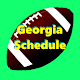 Georgia Football Schedule Apk