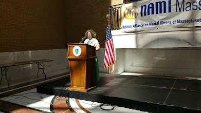 Photo: Mary Phillips, NAMI Member and Person in Recovery