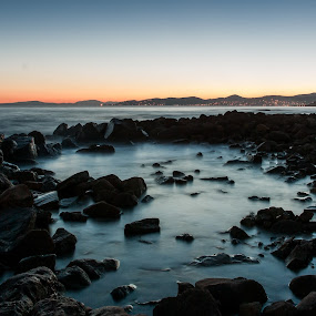 night & day by Christophe Fath - Landscapes Starscapes