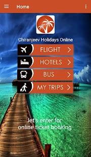 Chiranjeev Holidays Online - náhled