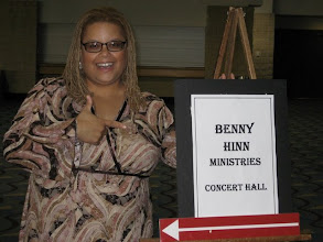 Photo: And can you believe the Equality Alabama gala was held in the same hotel as faith healing fraud Benny Hinn.